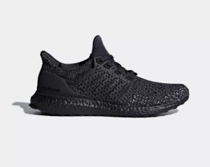Black Adidas Ultraboost