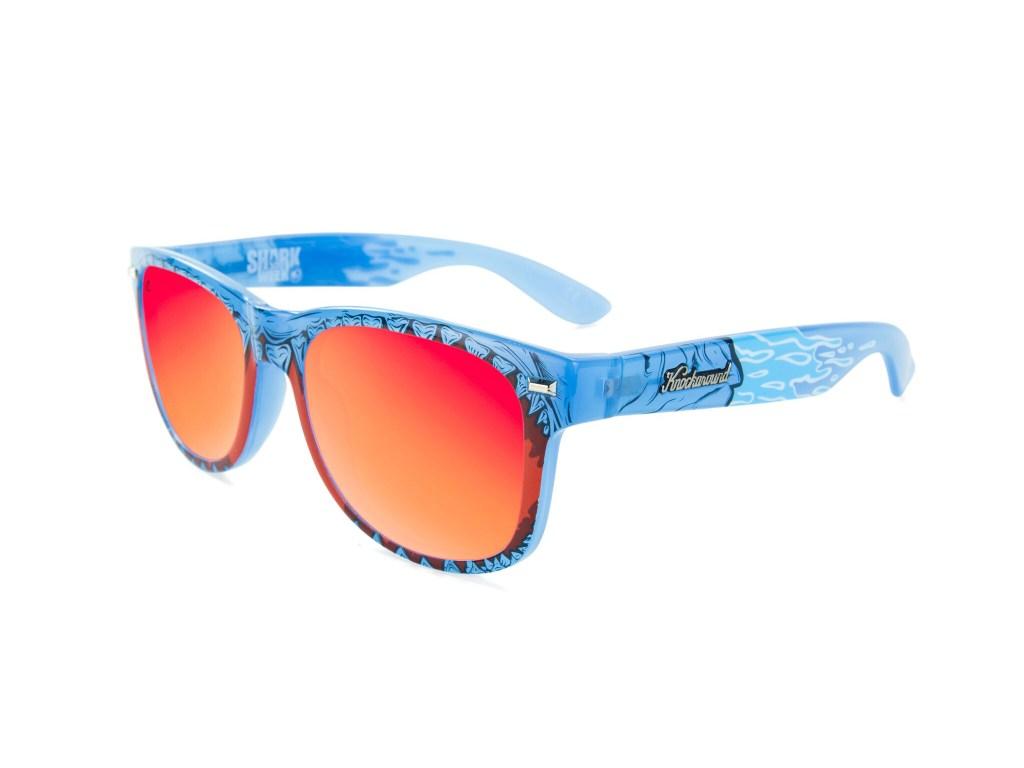 shark week glasses knockaround