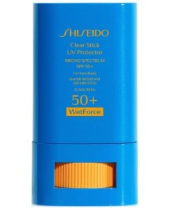 Shiseido Clear Stick UV Protector