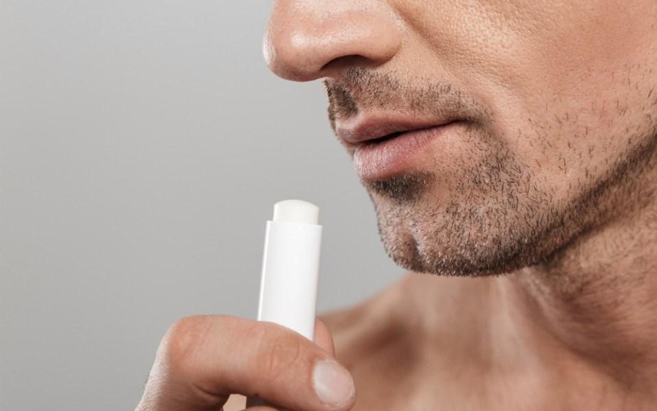 best lip treatments for men