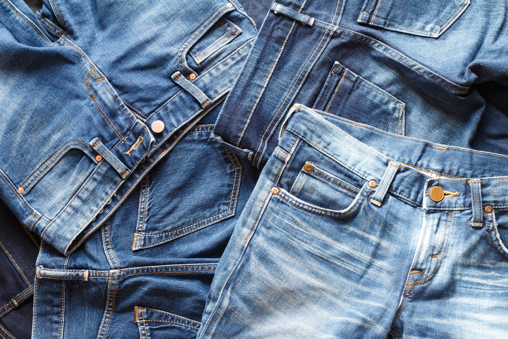 how to wash jeans