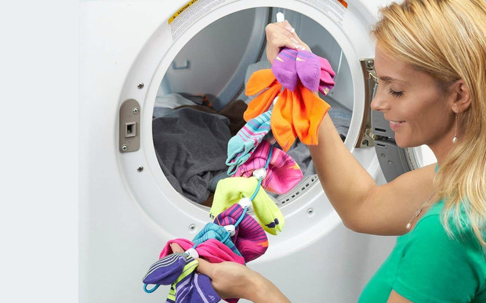 how to wash socks in washer