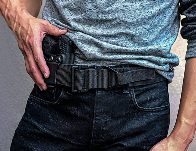 best tactical belts