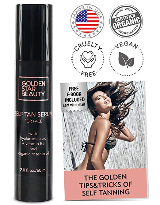 golden star beauty serum
