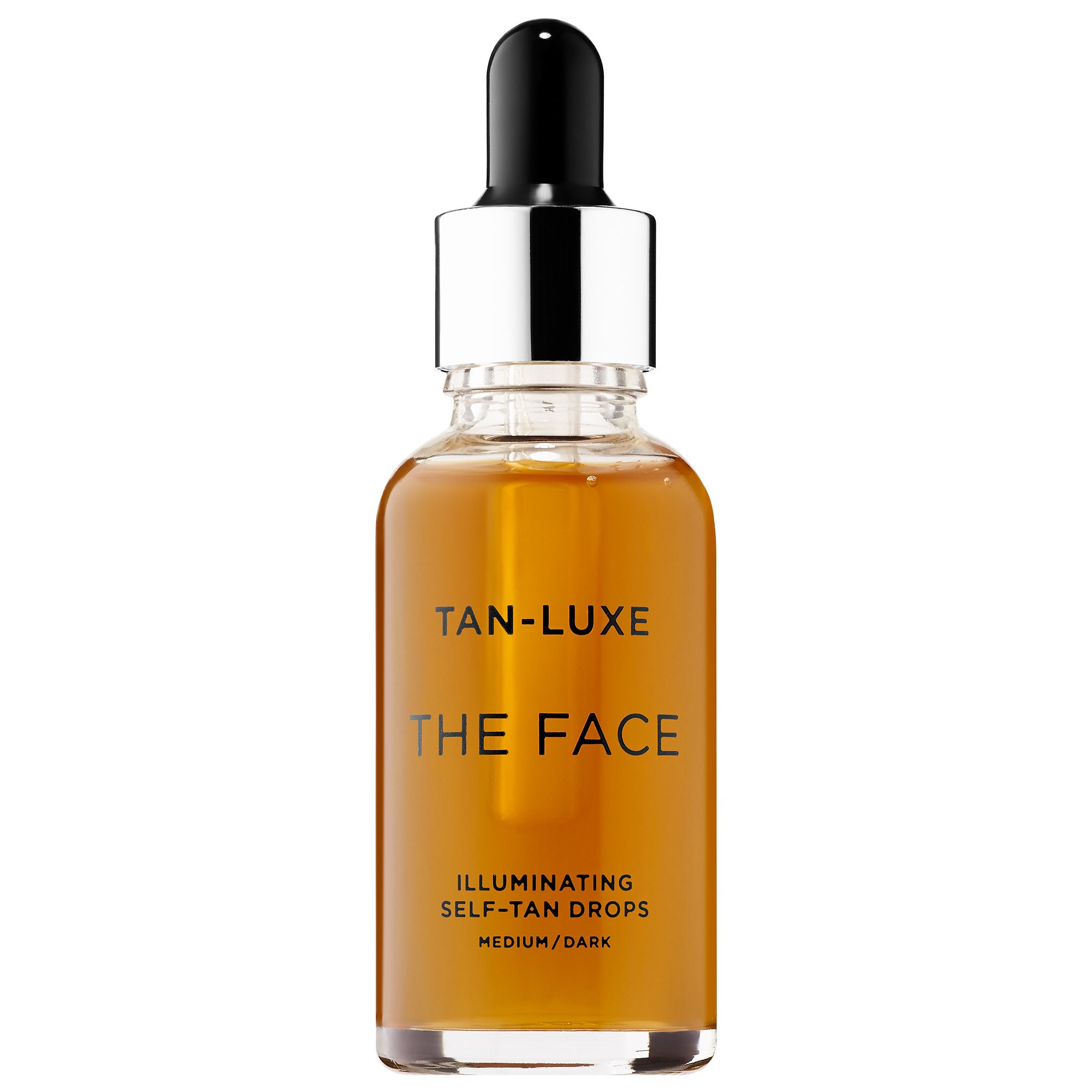 tan-luxe the face serum