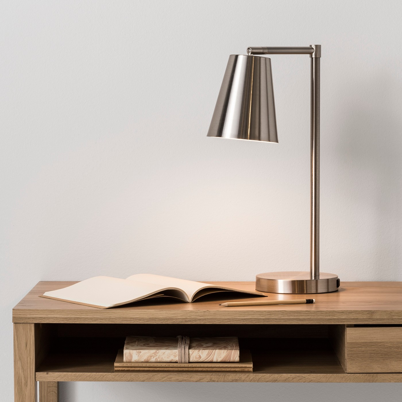 made by design metal desk lamp