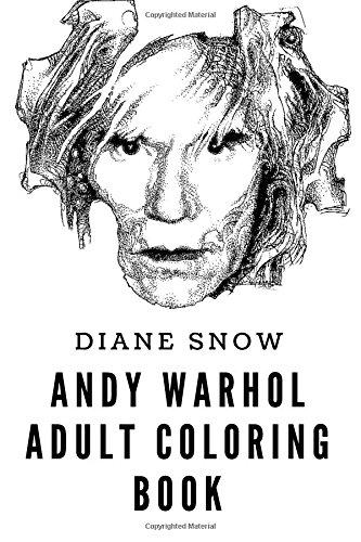 Warhol Coloring Book