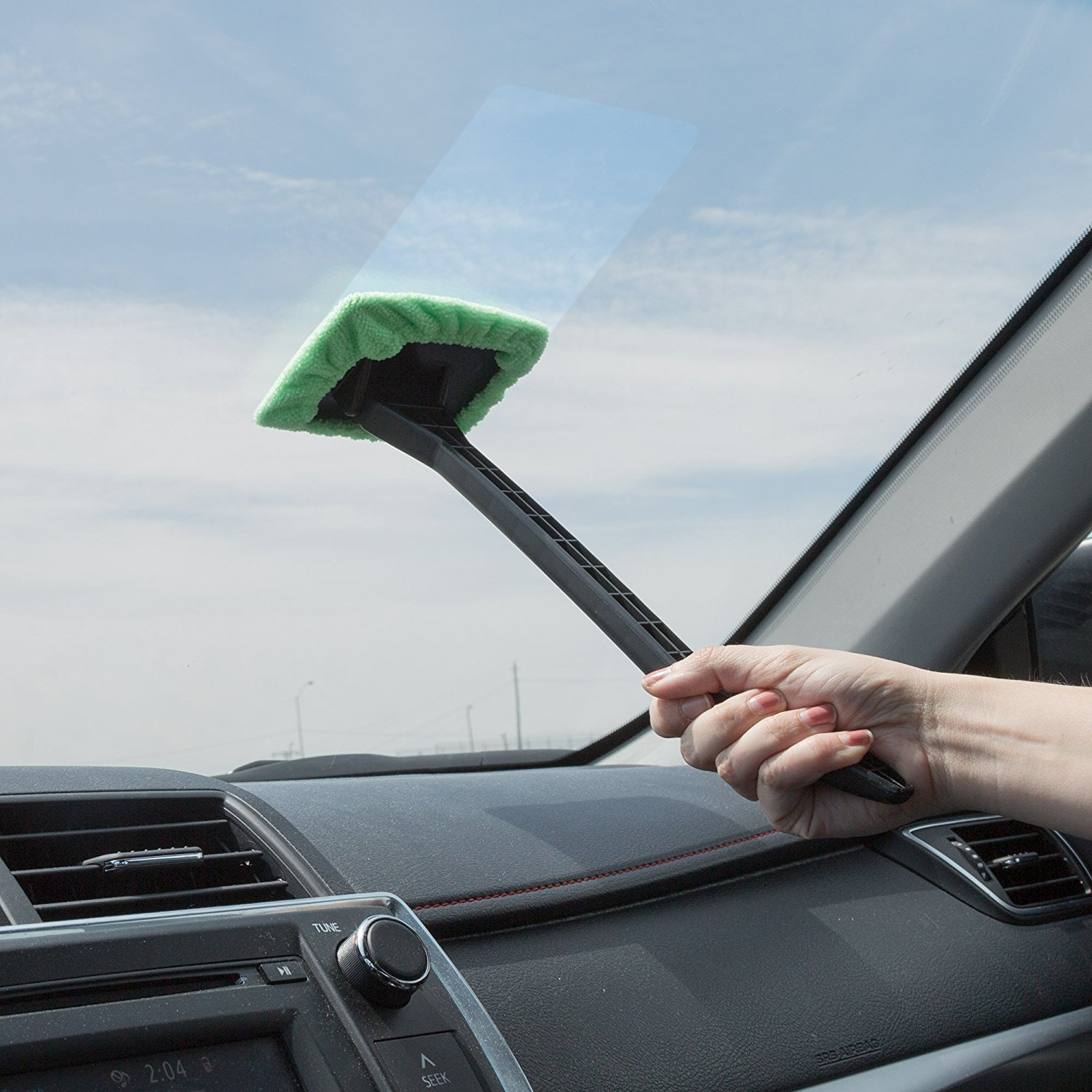 Window Cleaning How Wash Any Type Home Car Out Streaks Spy