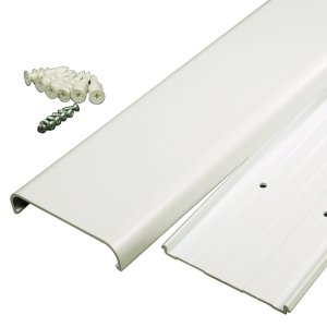 Wiremold CMK30 30-Inch Flat Screen TV Cord Cover Kit