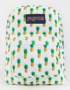 Pattern Backpack Jansport