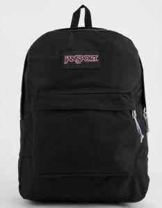 Black Backpack Jansport