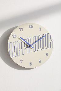 wall decor clock