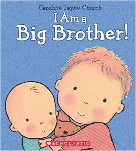 I Am A Big Brother Book