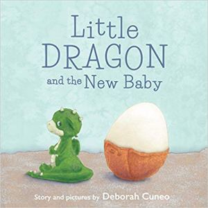Little Dragon and the New Baby Book