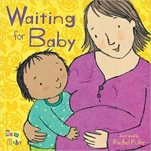 Waiting for Baby Board Book