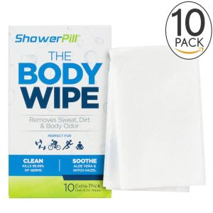 Body Wipes Men's Shower Wipes
