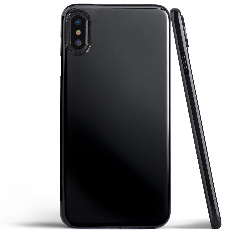 iPhone x case black totallee