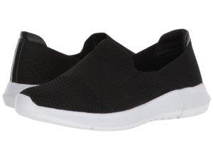 Black Sneakers Beach Shoes