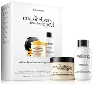 Microdelivery Peel Philosophy