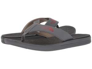 North Face Flip Flops