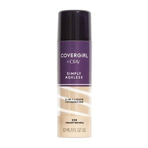 Ageless Foundation Covergirl