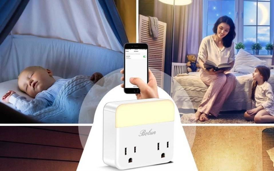 smart plug outlet amazon