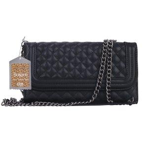 Bosam Ladylike Iphone Leather Case Crossbody Purse