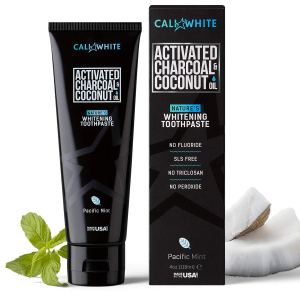 teeth whitening toothpaste charcoal