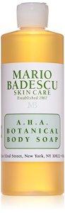 mario badescu acne body wash