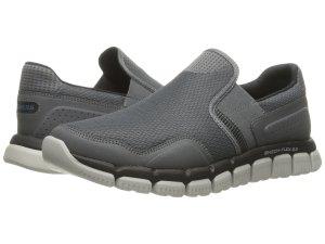 Grey Running Shoes Skechers