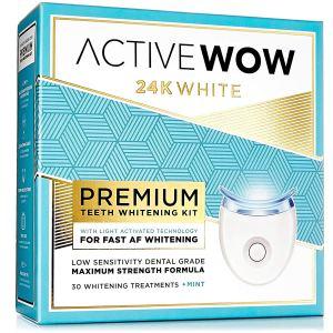 teeth whitening kit active wow