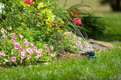 new ways to water lawn