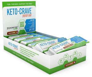 Diet Bars Keto-Crave