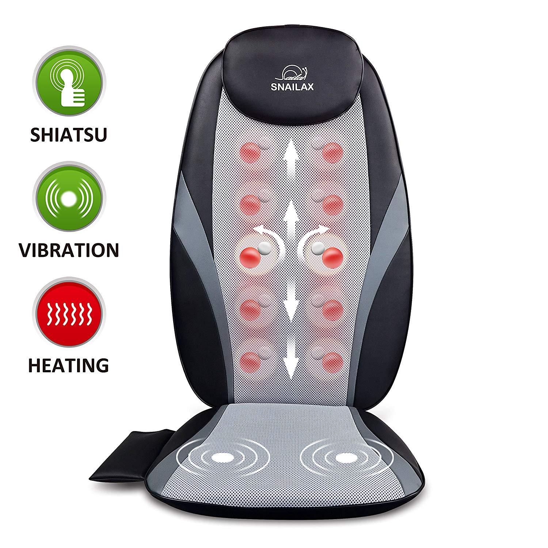 snailax shiatsu massage chair