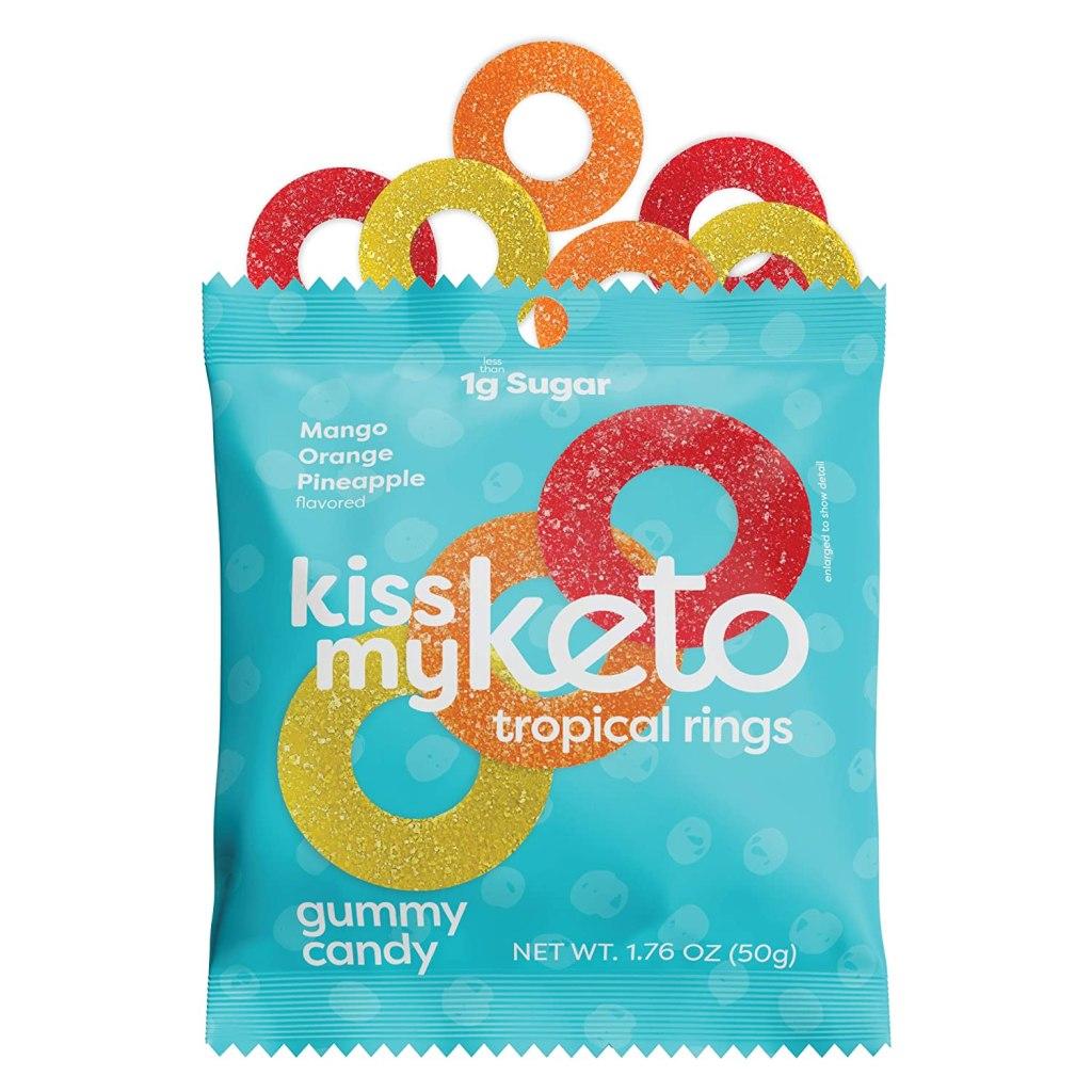 Kiss My Keto Sweet Tropical Rings