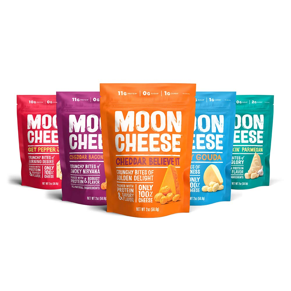 Moon Cheese Snacks