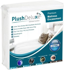 best mattress covers plushdeluxe
