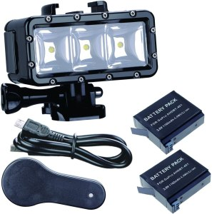 suptig waterproof light