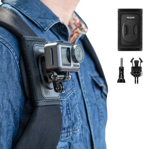 best gopro accessories telesin bag backpack mount