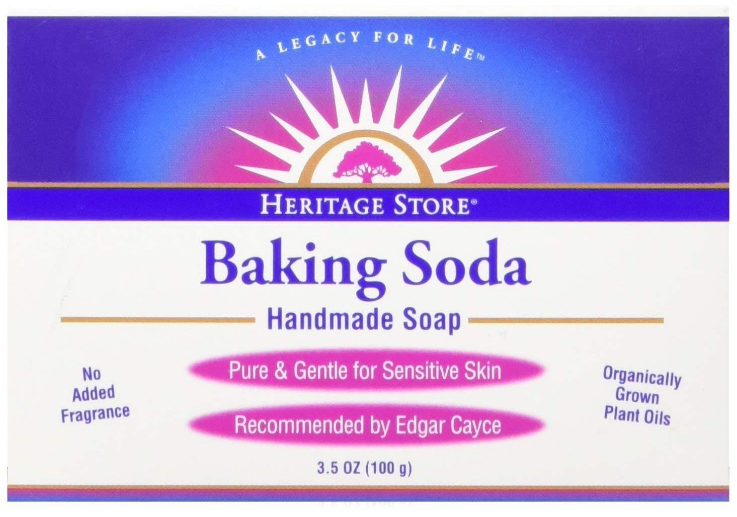 Baking Soda Soap