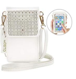 seOSTO Small Crossbody Bag for Women