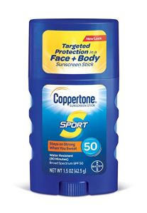 Coppertone SPORT Sunscreen Stick