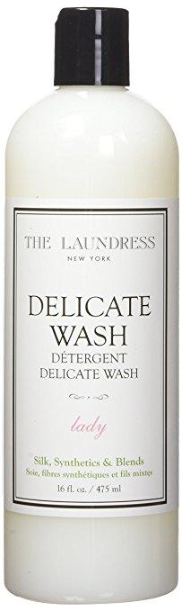 the laundress wash detergent lady