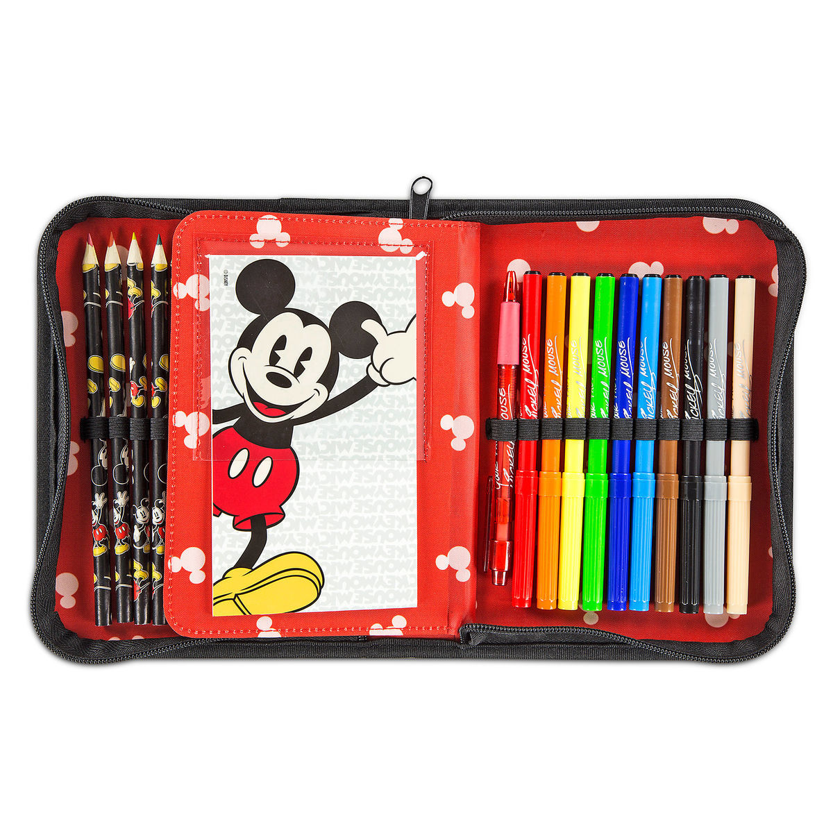 back to school supplies best disney merchandise mickey mouse stationery set