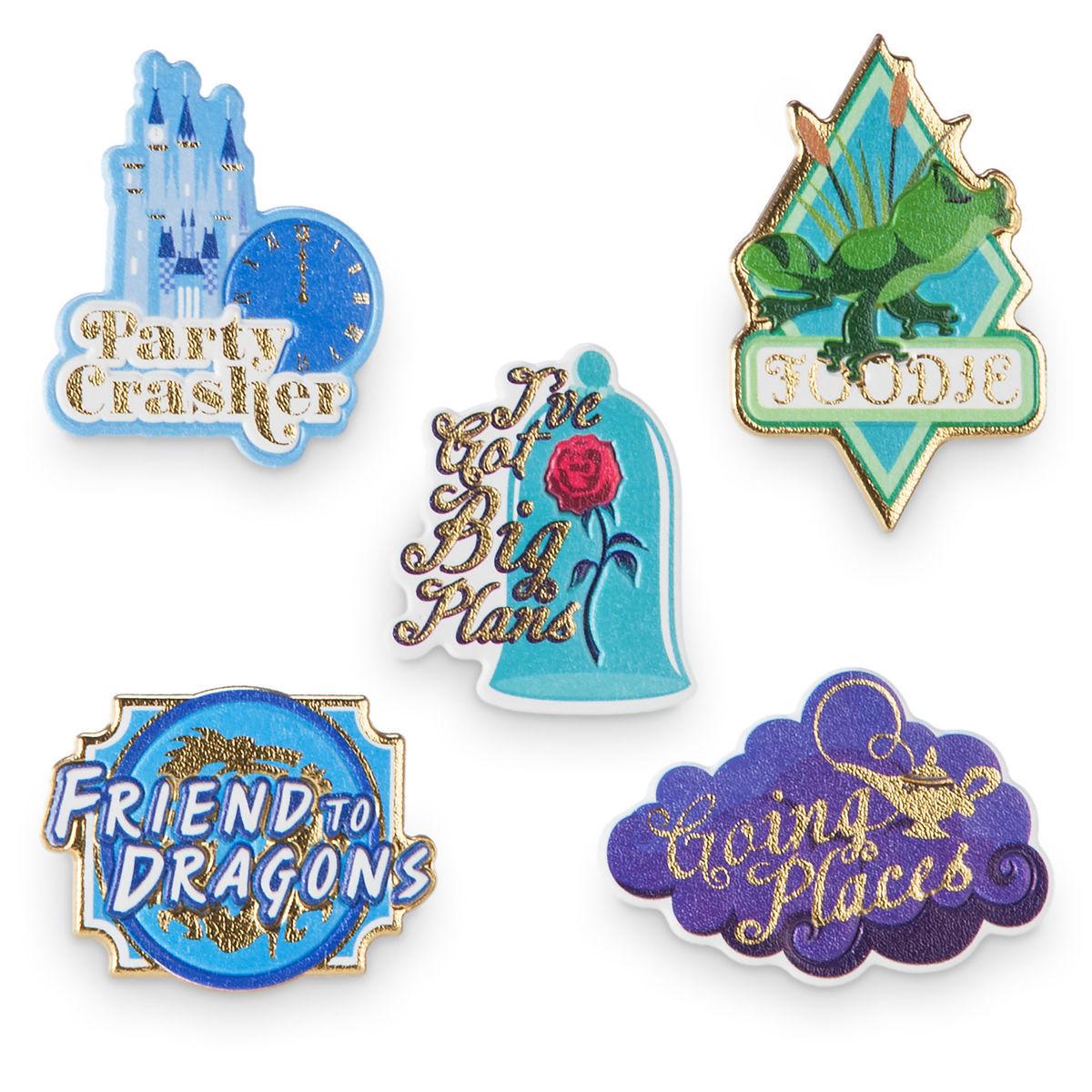 back to school supplies best disney merchandise princesses adhesive patches set
