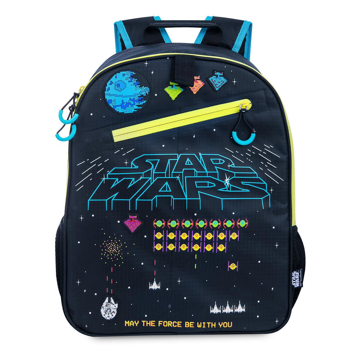 back to school supplies best disney merchandise star wars backpack