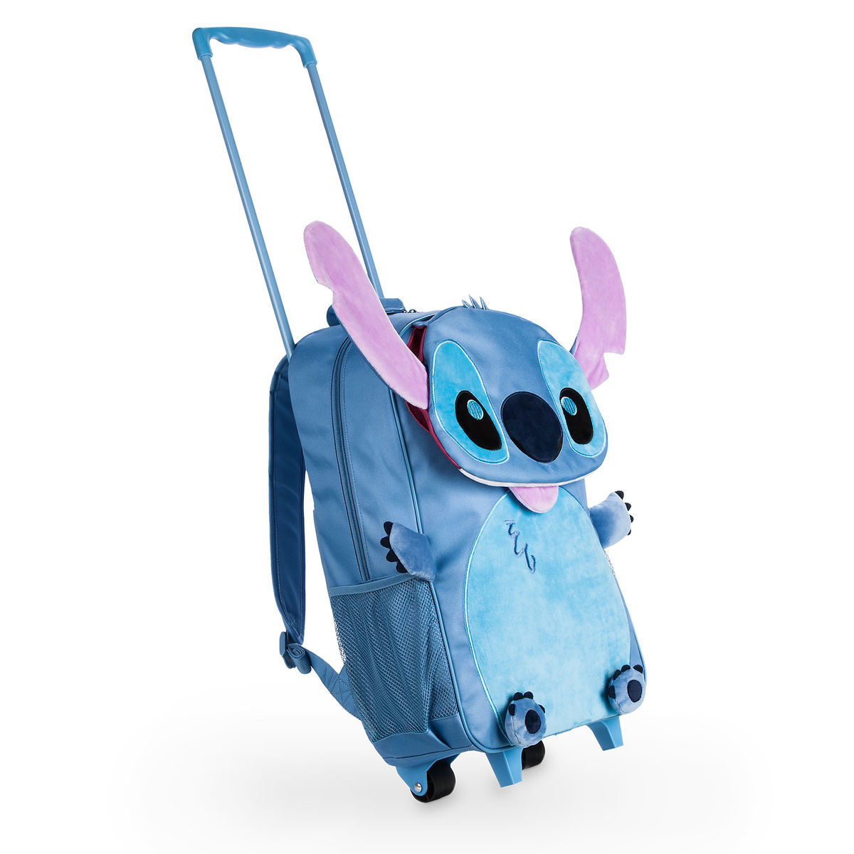 back to school supplies best disney merchandise stitch rolling backpack