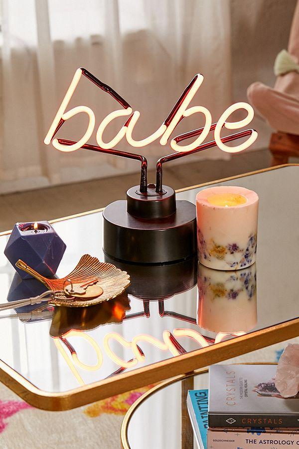 Babe Neon Sign