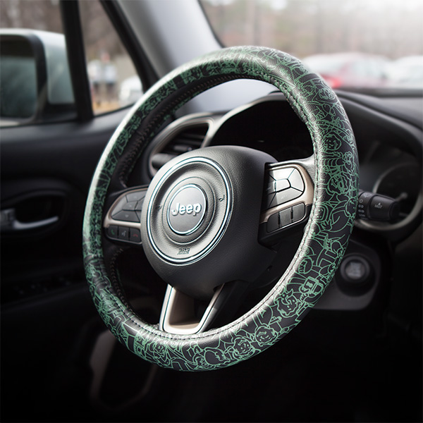 Fallout Steering Wheel Cover
