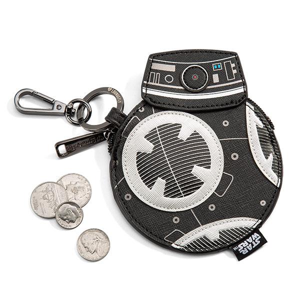 marvel bb-9 coin purse think geek